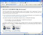 「サポート技術情報 2847140」のWebページ。左側(Enable)の「Fix it」ボタン(Microsoft Fix it 50992)を押すと、パソコンの設定が変更されて、攻撃を回避できるようになる。右側(Disable)の「Fix it」ボタンを押すと、変更した設定を戻すためのツールが実行される