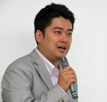クイッパーの渡辺雅之CEO。DeNAの創業メンバーであり、2010年に英ロンドンでクイッパーを創業した