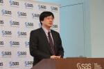 写真●SAS Institute Japanの吉田仁志社長