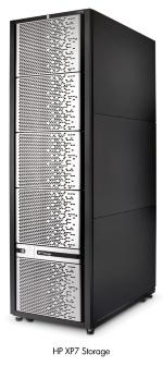 HP XP7 Storageの外観