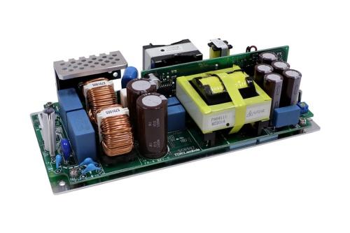 最大ピーク出力が1kWと大きいスイッチング電源