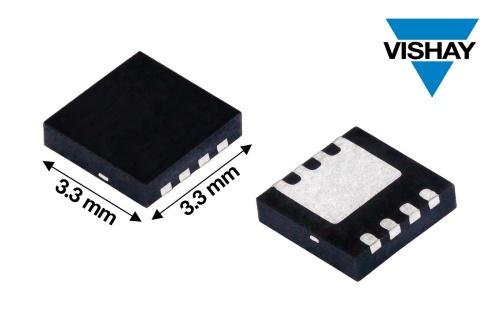 オン抵抗が業界で最も低い+30V耐圧のパワーMOSFET