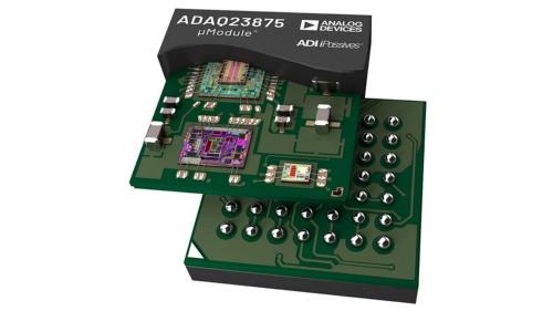 電力測定などに向けた16ビット分解能のA-D変換モジュール