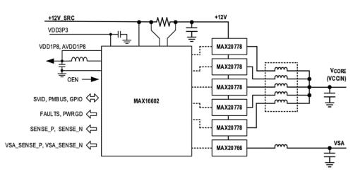 新製品の応用回路例