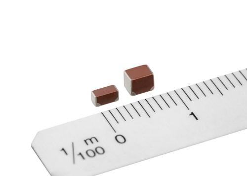 電源ラインの平滑やデカプリングに向けた積層セラミックコンデンサー