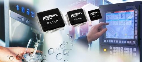 新製品「RX140グループ」と応用イメージ