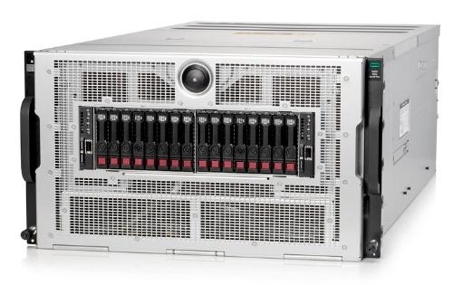 HPE Apollo 6500 Gen10 Plus Systemの外観