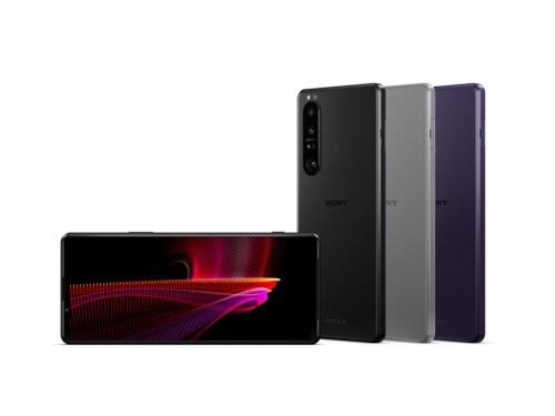 ソニーが「Xperia 1 III」などのスマホ新製品をグローバル発表