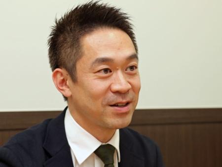 R-Square & Company代表取締役社長/共同創業者の山下貴宏氏