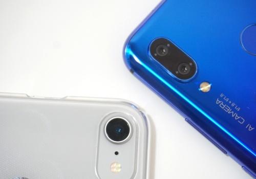 スマートフォンのカメラやマイクをPCに接続し、PCカメラとして利用できるアプリがある
