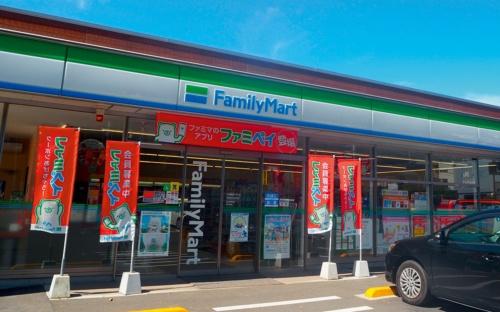 ファミリーマート店舗。都心部では外国籍従業員が7~8割を占める店舗もある(写真提供:ファミリーマート)