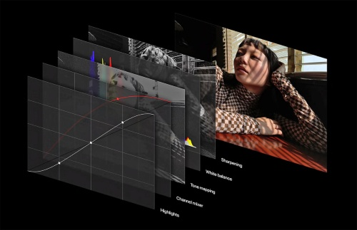 ProRAWは「コンピュテーショナルフォトグラフィー」による高度な画像処理と編集・加工の自由度が高いRAW形式の良さを併せ持つ