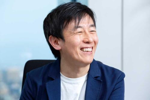 青野 慶久(あおの・よしひさ)氏