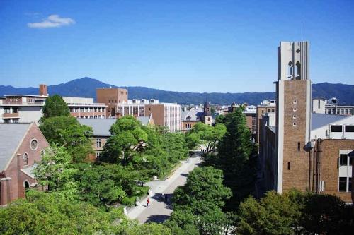 同志社大学のキャンパス