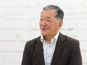 矢島 孝應(やじま たかお)氏