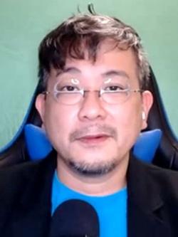 熊村 剛輔氏(セールスフォース・ドットコム ビジネス コンサルタント / エバンジェリスト)