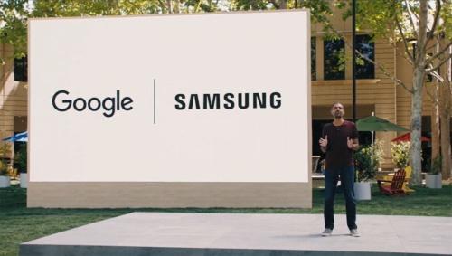 グーグルは米国時間の2021年5月18日に実施された「Google I/O 2021」で、サムスン電子とスマートフォン向けOSの統合を発表。「Wear OS by Google」と「Tizen」を統合した新OSを今後提供するとしている。画像は同イベントのスクリーンショット