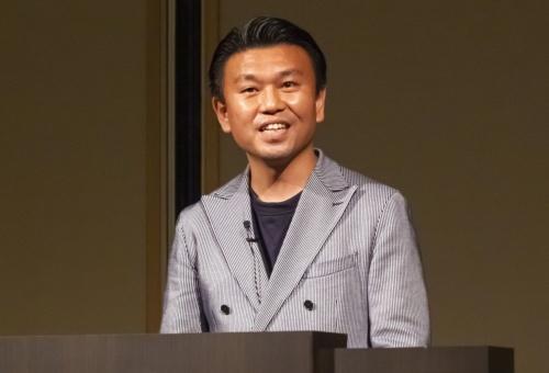 ブレインパッドの関口朋宏取締役ビジネス統括本部本部長