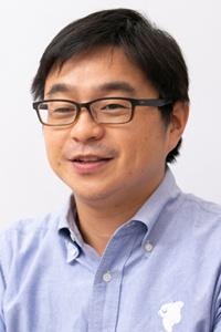セーフィー株式会社<br>代表取締役社長<br>佐渡島 隆平氏