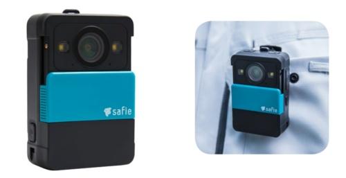 ウエアラブルなクラウドカメラ「Safie Pocket 2」