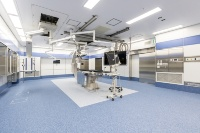 手術室にも多く採用されている(画像提供:エービーシー商会)