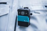 「セーフィーポケット2」は専用クリップで身につけて使用できる(画像提供:セーフィー)