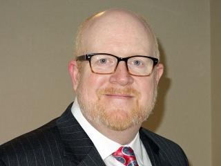 写真●米クレバーセーフ(Cleversafe)の社長兼CEO(最高経営責任者)であるジョン・モリス氏