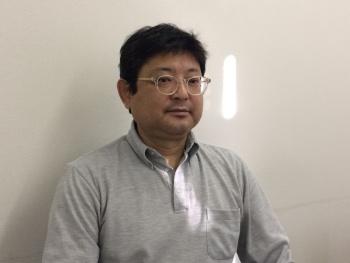 ジンジャーアップ 代表取締役 井手啓人氏