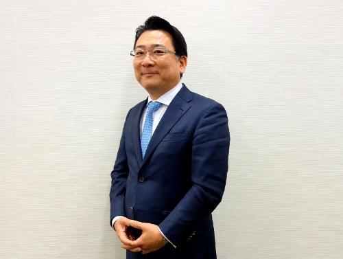 Coltテクノロジーサービス 代表取締役社長の日置健二氏