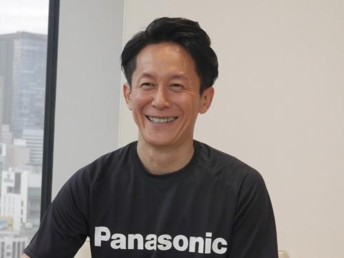 パナソニック コネクティッドソリューションズ社 常務 CDO/CIO 榊原 洋 氏