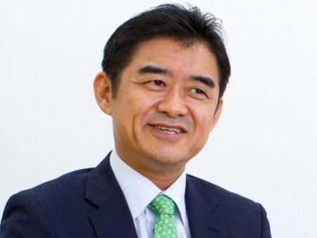 インフォテリアの平野洋一郎社長