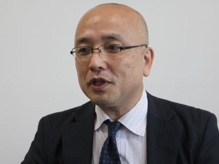 データドック 代表取締役社長 CEOの宇佐美浩一氏