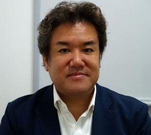 写真●PT. IIJ Global Solutions Indonesiaの延廣 得雄President Director