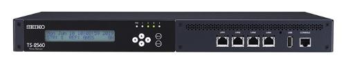 NTPサーバーのハイエンドモデル「TS-2560」の外観
