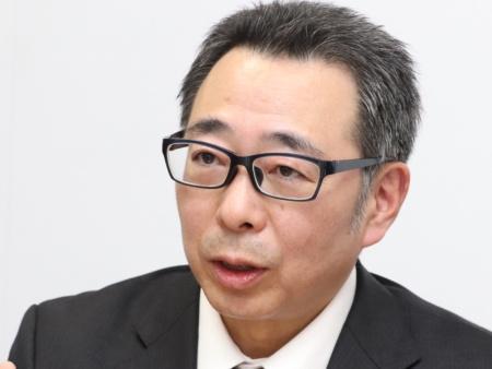 京セラ ファインセラミック事業本部 事業本部室 事業推進部責任者の高木浩次朗氏