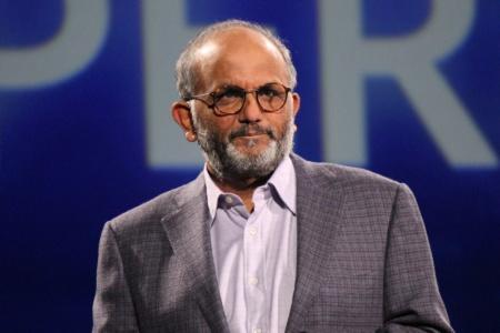 米アドビ システムズのShantanu Narayen(シャンタヌ・ナラヤン)会長、社長兼CEO(最高経営責任者)