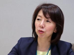 NEC IMC本部 本部長代理の東海林直子氏