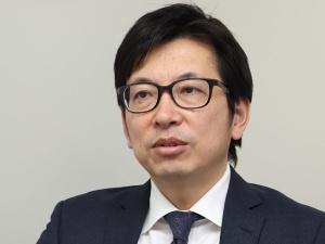 富士電機機器制御 事業企画本部 プロモーション部 部長 大濵一弘氏