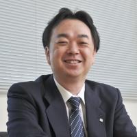 写真1●豊田哲郎リンクデータ代表理事