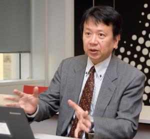 ガートナー ジャパン リサーチ部門 顧客関係管理(CRM)アプリケーション 主席アナリストの川辺謙介氏