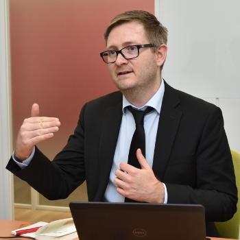デンマークのSitecoreでBusiness Optimization担当VPを務めるLars Birkholm Petersen氏