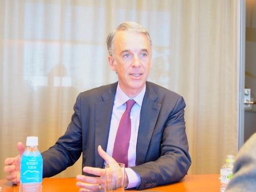 米セールスフォース・ドットコムのパーカー・ハリス共同創業者 兼 最高技術責任者
