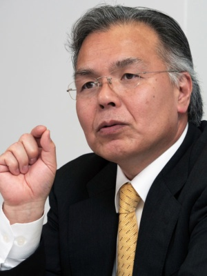 庭山一郎(にわやま・いちろう)<br>シンフォニーマーケティング 代表取締役