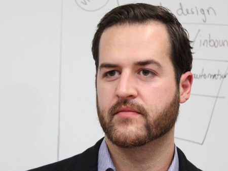 HubSpot Japanのジェネラルマネージャー ライアン・メドウズ氏
