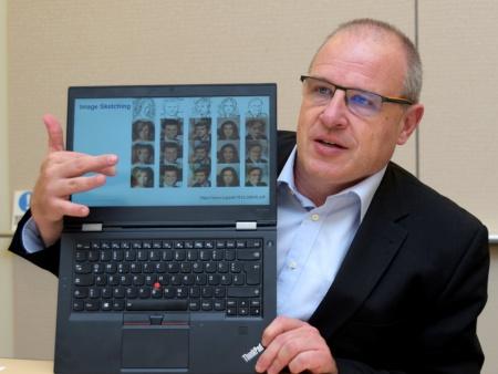 米Gartnerのリサーチ部門でバイスプレジデントを務めるAlexander Linden(アレクサンダー・リンデン)氏