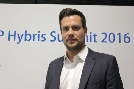 SAP HybrisのVP Solution Management トーマス・ルール氏