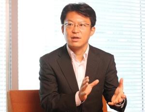 セールスフォース・ドットコム マーケティング本部プロダクトマーケティングシニアマネージャーの田崎純一郎氏