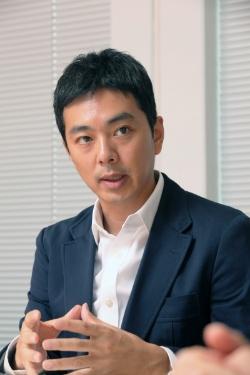 マルケトの福田康隆代表取締役社長