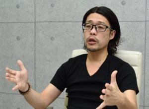 フロムスクラッチ代表取締役社長CEOの安部泰洋氏