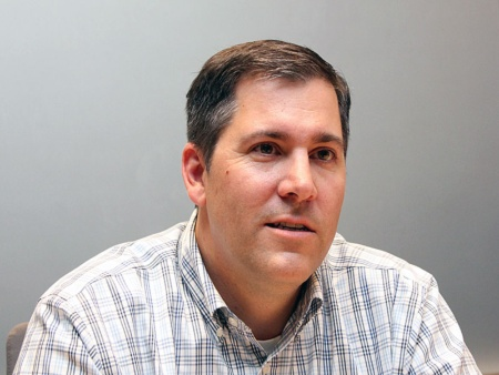 SAP Hybris 製造業/エネルギー産業担当プリンシパルのブライアン・ディール(Brian Diehl)氏